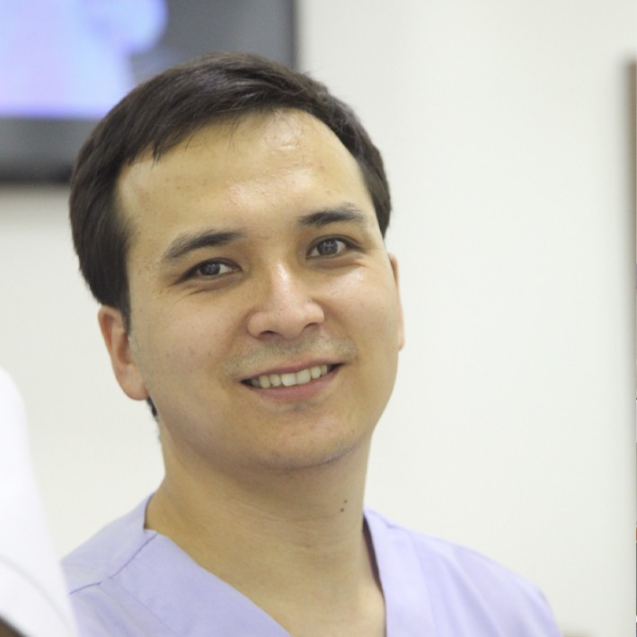 Мустафаев Жахонгир Ахмаджанович