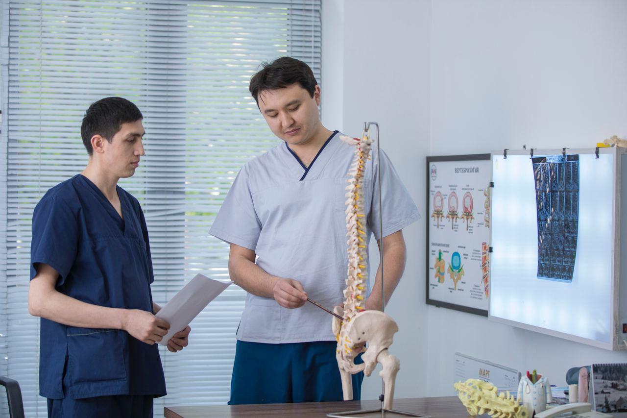 Ортопедия-вертебрология