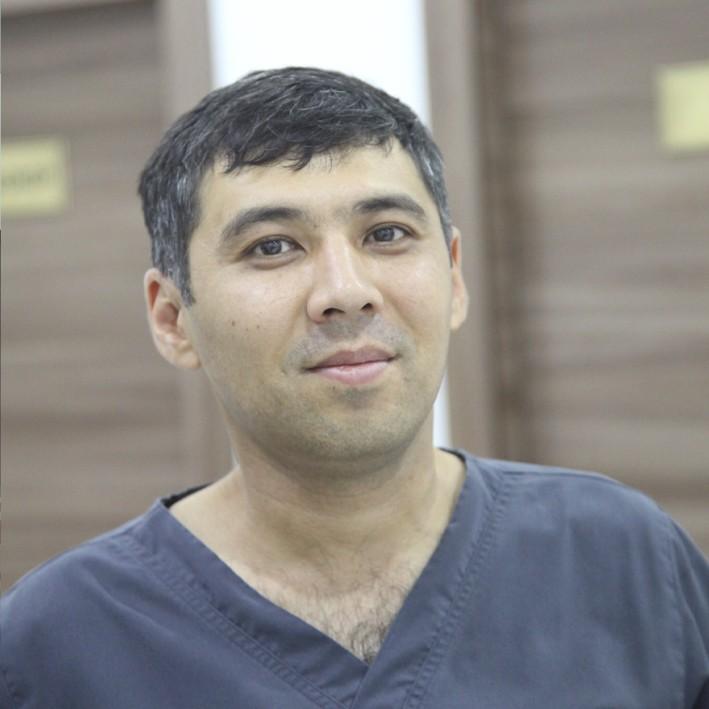 Расулов Саид Джамиевич